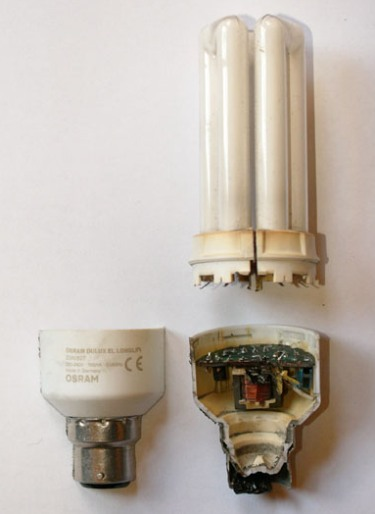 Compact Fluorescent Lamp (CFL)